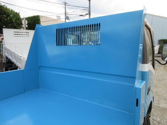 ダンプ 3トン 高床 5MT 極東製DD02-31 強化ダンプ 集中ロック 荷台内寸(約)L304-W159-H36 4000CC 10尺デッキ(10枚目)