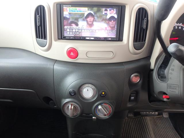 「日産」「キューブ」「ミニバン・ワンボックス」「和歌山県」の中古車12