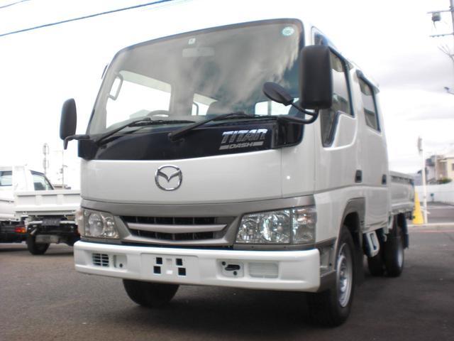 「マツダ」「タイタンダッシュ」「トラック」「和歌山県」の中古車4