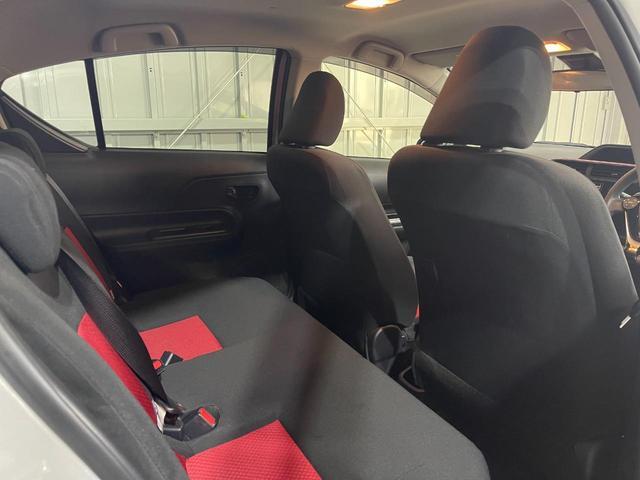 S 赤色シート・トヨタセーフティセンス・衝突安全ブレーキ・バックカメラ・ナビ・ETC・テレビ・Bluetooth・オートハイビーム(24枚目)
