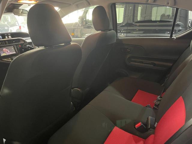 S 赤色シート・トヨタセーフティセンス・衝突安全ブレーキ・バックカメラ・ナビ・ETC・テレビ・Bluetooth・オートハイビーム(28枚目)