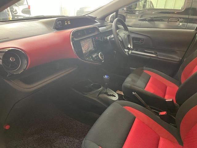 S 赤色シート・トヨタセーフティセンス・衝突安全ブレーキ・バックカメラ・ナビ・ETC・テレビ・Bluetooth・オートハイビーム(30枚目)