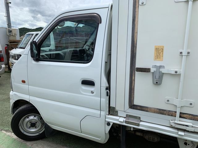冷蔵冷凍車 5MT AC PS 走行76800K 点検整備済(8枚目)