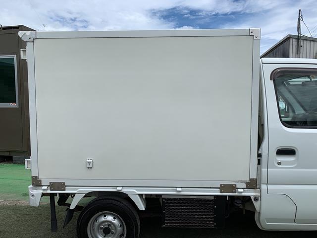 冷蔵冷凍車 5MT AC PS 走行76800K 点検整備済(14枚目)