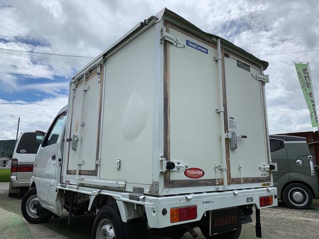 冷蔵冷凍車 5MT AC PS 走行76800K 点検整備済(18枚目)