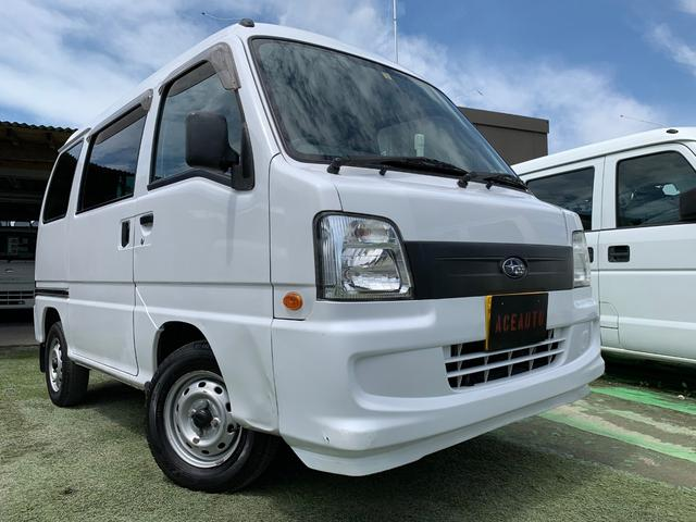 「スバル」「サンバーバン」「軽自動車」「和歌山県」の中古車2