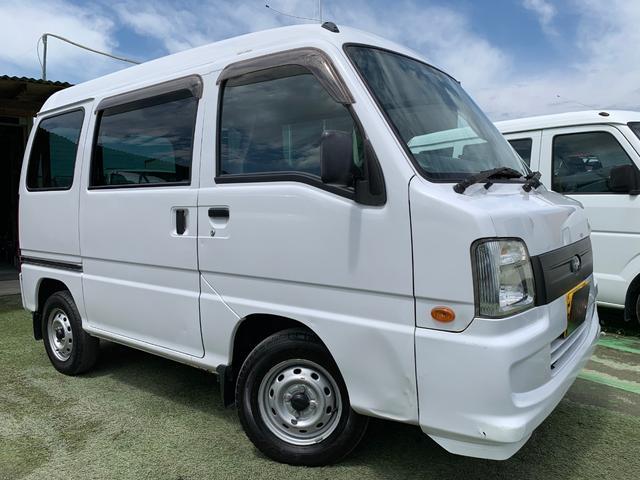 「スバル」「サンバーバン」「軽自動車」「和歌山県」の中古車13