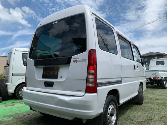 「スバル」「サンバーバン」「軽自動車」「和歌山県」の中古車22