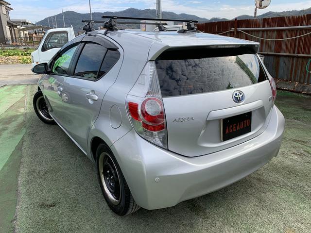 「トヨタ」「アクア」「コンパクトカー」「和歌山県」の中古車15