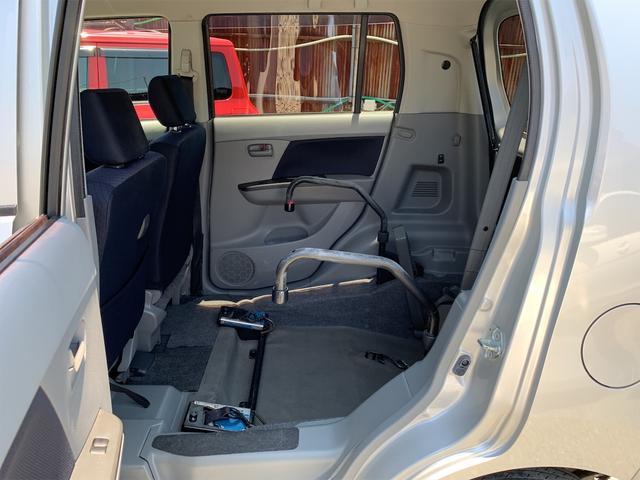 車いす移動車リアシート無し電動固定式 キーレス タイミングチェーン式(60枚目)