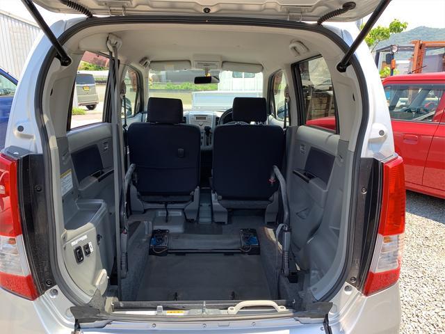 車いす移動車リアシート無し電動固定式 キーレス タイミングチェーン式(63枚目)