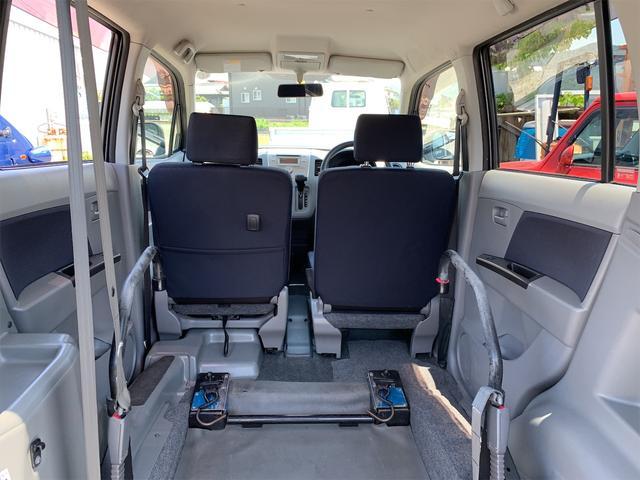 車いす移動車リアシート無し電動固定式 キーレス タイミングチェーン式(64枚目)