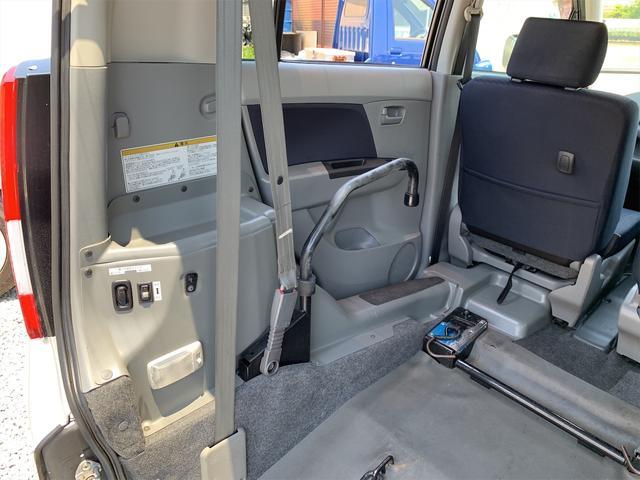 車いす移動車リアシート無し電動固定式 キーレス タイミングチェーン式(65枚目)