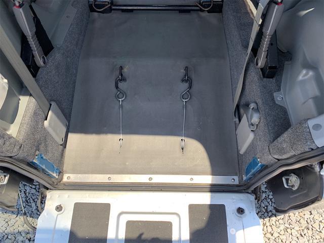 車いす移動車リアシート無し電動固定式 キーレス タイミングチェーン式(70枚目)