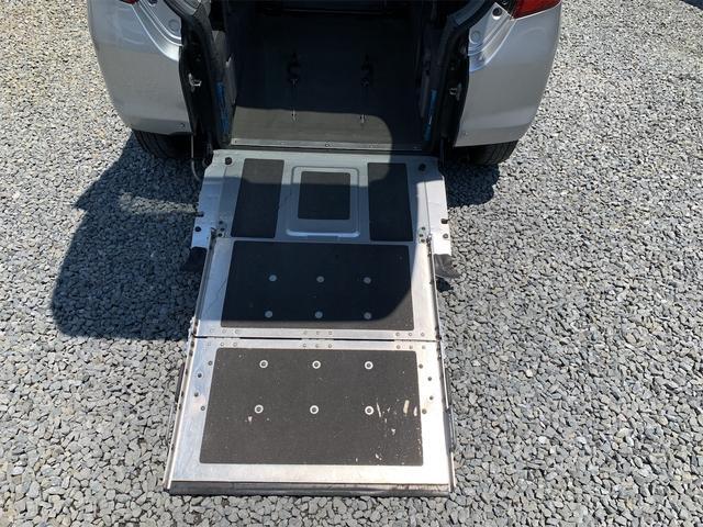 車いす移動車リアシート無し電動固定式 キーレス タイミングチェーン式(71枚目)
