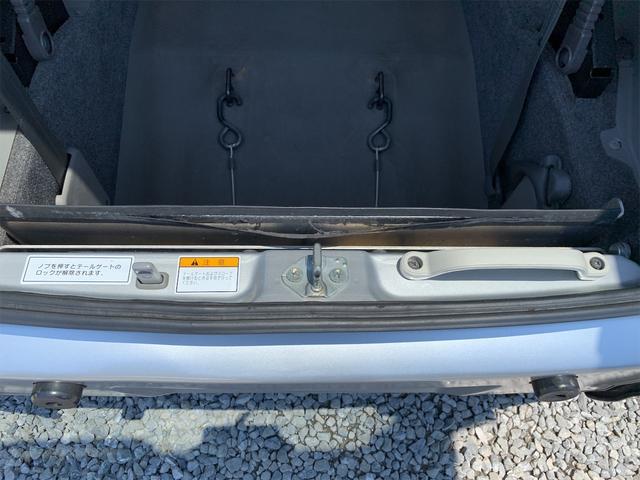 車いす移動車リアシート無し電動固定式 キーレス タイミングチェーン式(74枚目)