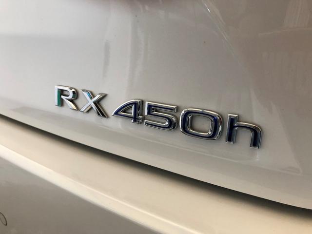 RX450h バージョンL サンルーフ メーカーナビ 本革(11枚目)