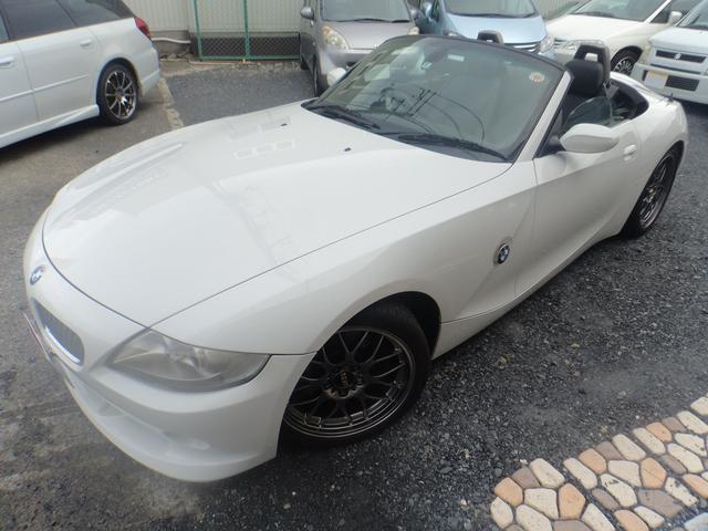 「BMW」「BMW Z4」「オープンカー」「和歌山県」の中古車4