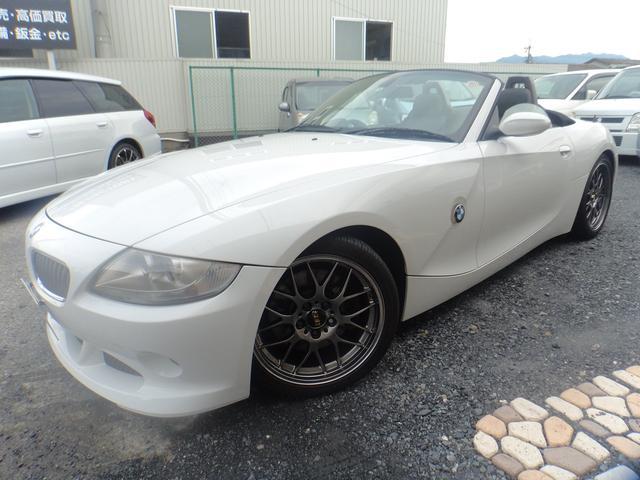 「BMW」「BMW Z4」「オープンカー」「和歌山県」の中古車5