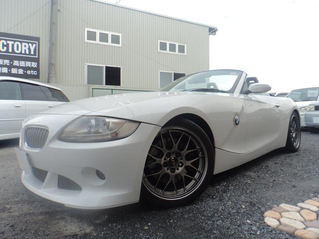 「BMW」「BMW Z4」「オープンカー」「和歌山県」の中古車6