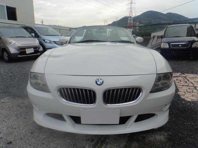 「BMW」「BMW Z4」「オープンカー」「和歌山県」の中古車8