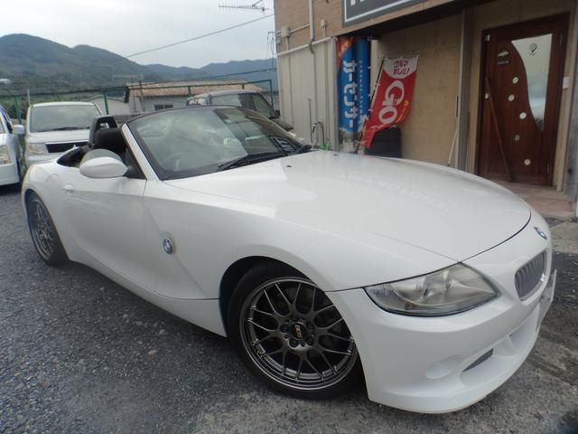 「BMW」「BMW Z4」「オープンカー」「和歌山県」の中古車11