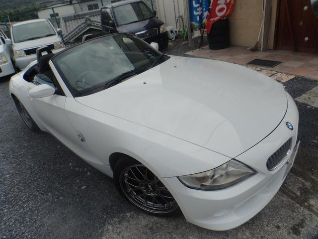 「BMW」「BMW Z4」「オープンカー」「和歌山県」の中古車12