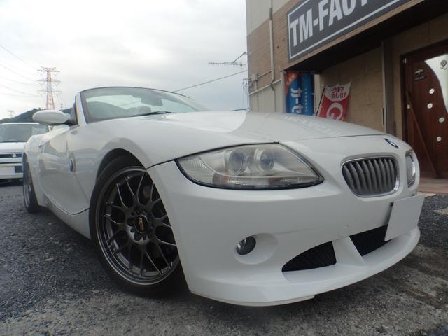 「BMW」「BMW Z4」「オープンカー」「和歌山県」の中古車13