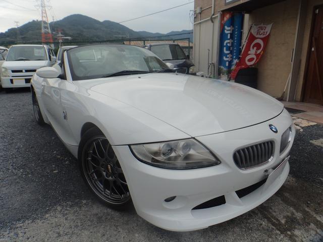 「BMW」「BMW Z4」「オープンカー」「和歌山県」の中古車14