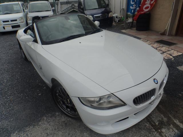 「BMW」「BMW Z4」「オープンカー」「和歌山県」の中古車15