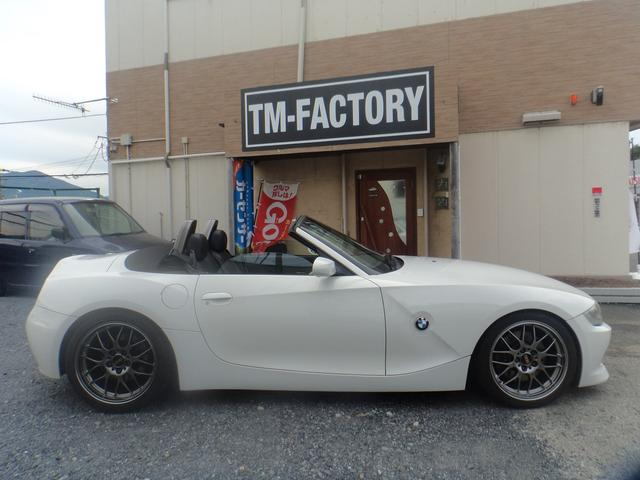 「BMW」「BMW Z4」「オープンカー」「和歌山県」の中古車16