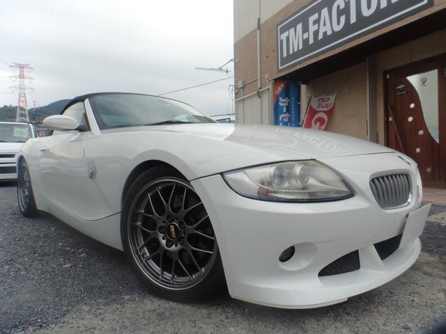 「BMW」「BMW Z4」「オープンカー」「和歌山県」の中古車30