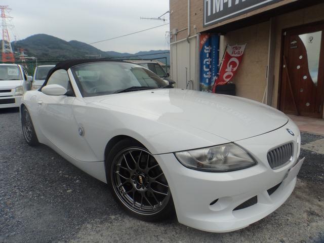 「BMW」「BMW Z4」「オープンカー」「和歌山県」の中古車31