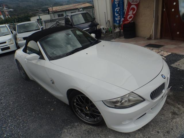 「BMW」「BMW Z4」「オープンカー」「和歌山県」の中古車32