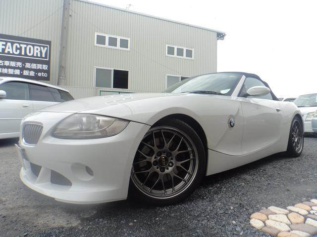 「BMW」「BMW Z4」「オープンカー」「和歌山県」の中古車34