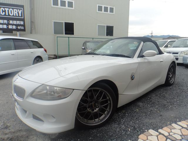 「BMW」「BMW Z4」「オープンカー」「和歌山県」の中古車35