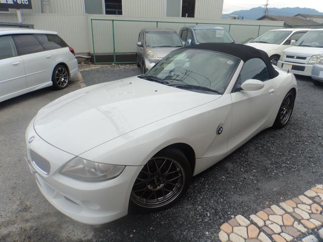 「BMW」「BMW Z4」「オープンカー」「和歌山県」の中古車36