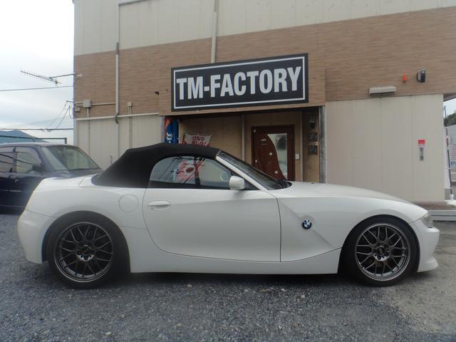 「BMW」「BMW Z4」「オープンカー」「和歌山県」の中古車37