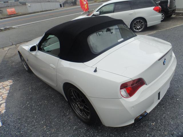 「BMW」「BMW Z4」「オープンカー」「和歌山県」の中古車46