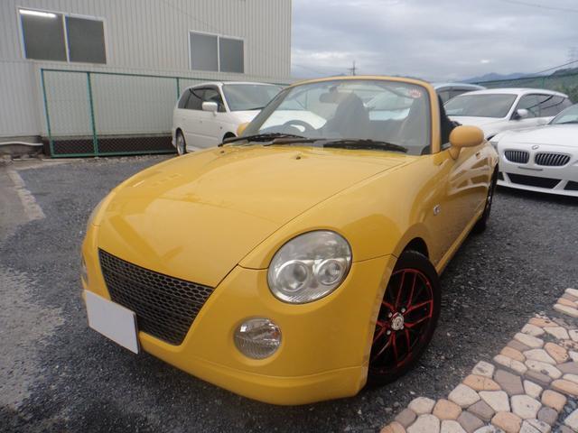 「ダイハツ」「コペン」「オープンカー」「和歌山県」の中古車5