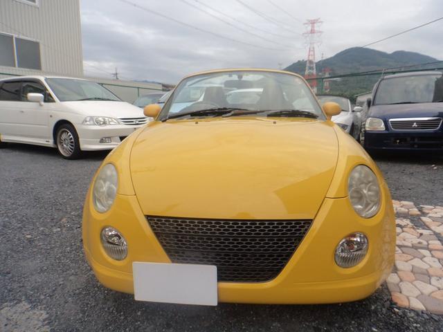 「ダイハツ」「コペン」「オープンカー」「和歌山県」の中古車9