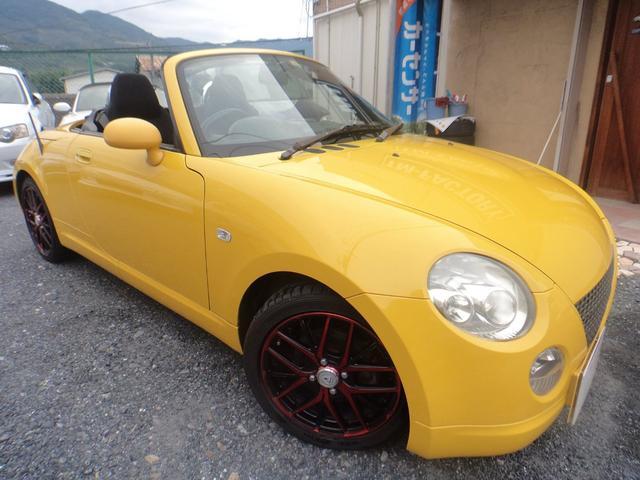 「ダイハツ」「コペン」「オープンカー」「和歌山県」の中古車13
