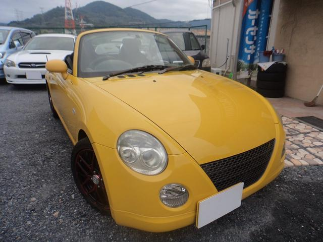 「ダイハツ」「コペン」「オープンカー」「和歌山県」の中古車16