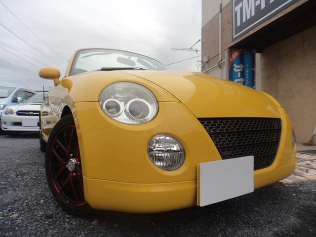 「ダイハツ」「コペン」「オープンカー」「和歌山県」の中古車17