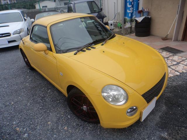 「ダイハツ」「コペン」「オープンカー」「和歌山県」の中古車18