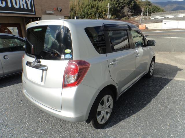 「トヨタ」「ラクティス」「ミニバン・ワンボックス」「和歌山県」の中古車14