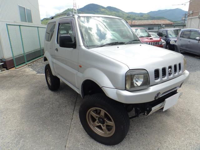 「スズキ」「ジムニーワイド」「SUV・クロカン」「和歌山県」の中古車9