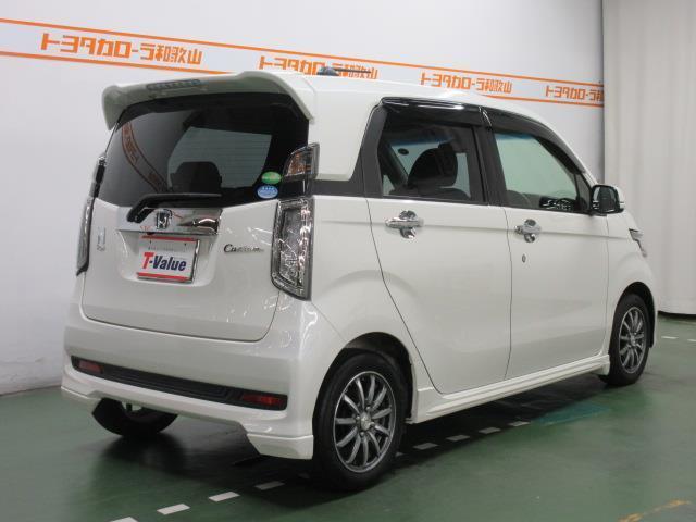 「ホンダ」「N-WGNカスタム」「コンパクトカー」「和歌山県」の中古車3