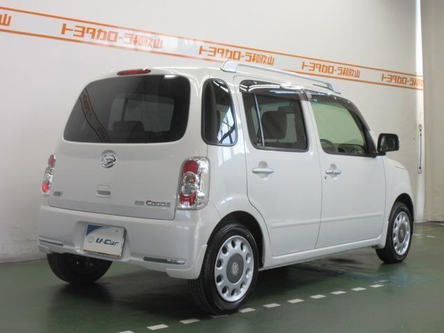 「ダイハツ」「ミラココア」「軽自動車」「和歌山県」の中古車4