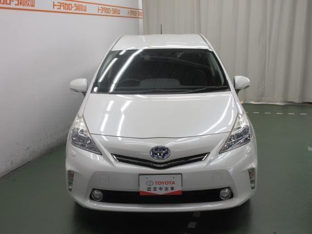「トヨタ」「プリウスα」「ミニバン・ワンボックス」「和歌山県」の中古車2